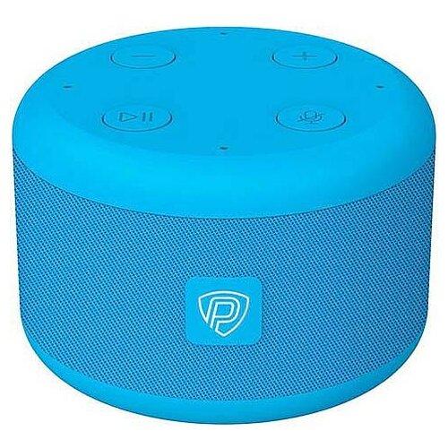Умная колонка Prestigio Smartvoice, синий