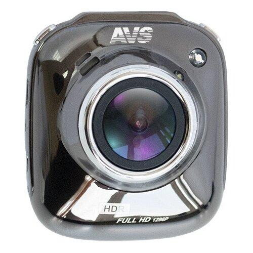 Видеорегистратор AVS VR-823SHD, черный видеорегистратор avs vr 802shd черный