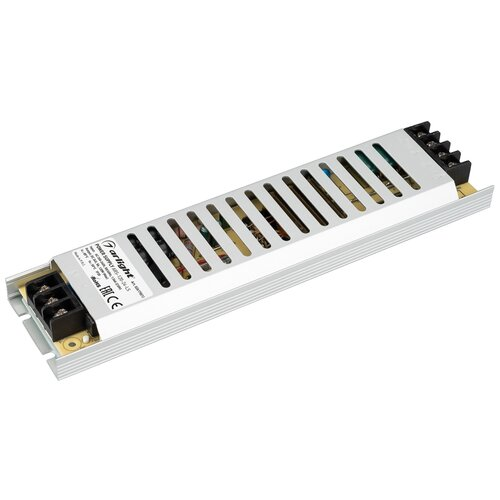 Фото - Блок питания ARS-120-24-LS (24V, 5A, 120W) (ARL, IP20 Сетка, 2 года) блок питания ars 120 24 ls 24v 5a 120w