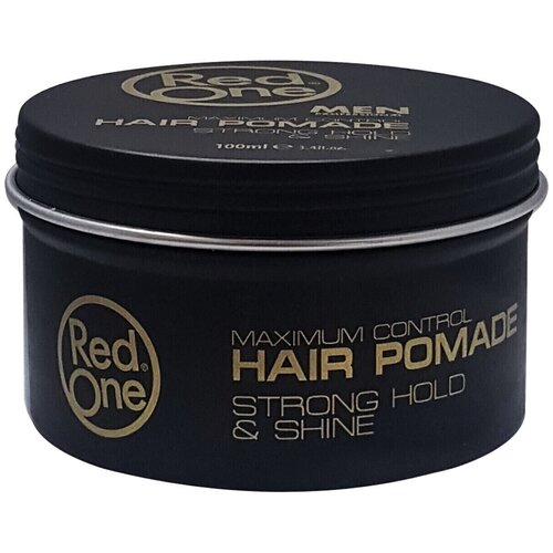 Купить RedOne Сияющая помада для волос сильной фиксации Hair Pomade STRONG HOLD & SHINE, 100 мл