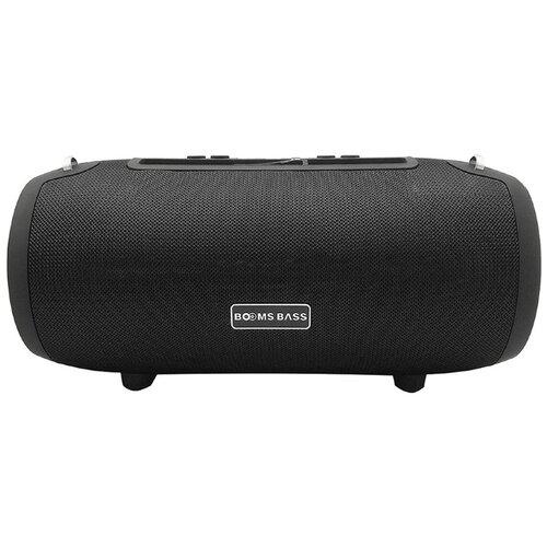 Беспроводная портативная bluetooth (блютуз) колонка Booms Bass L9 / Чёрный