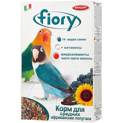 Фото - Fiory корм Parrocchetti African для средних попугаев 800 г fiory fiory корм для средних попугаев parrocchetti african