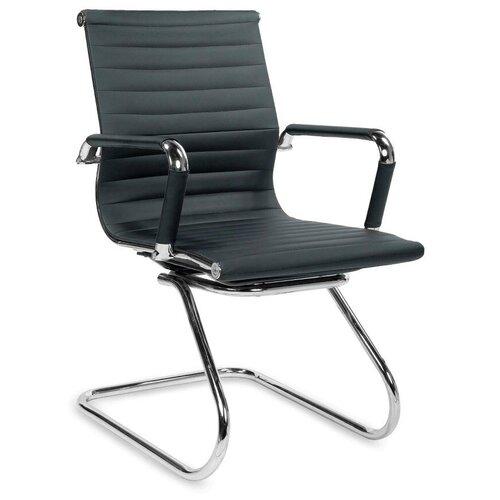 Компьютерное кресло HALMAR PRESTIGE SKID, черный