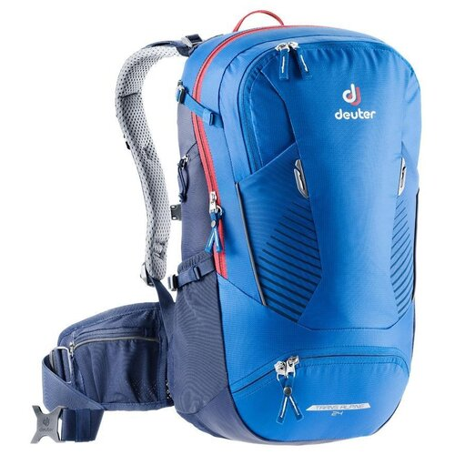 Фото - Рюкзак deuter Trans Alpine 24, синий рюкзак вел deuter trans alpine 28 sl 2020 2021 жен 28л розовый 3205120 5563