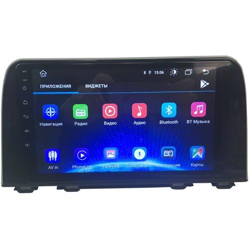 штатная магнитола carmedia u9 6263 t8 honda crv 2017 Штатная магнитола Junsun Honda CRV 2016+ (2/32GB) 8-ЯДЕР 4G Android 10