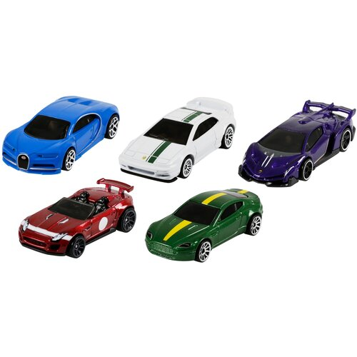 Купить Набор машин Hot Wheels HW Exotics 1806/GTN33, Машинки и техника
