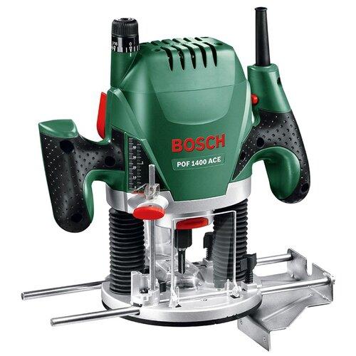 Вертикальный фрезер BOSCH POF 1400 ACE 060326C820, 1400 Вт недорого