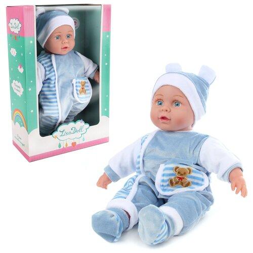 Кукла Lisa Doll 83359 интерактивная 40см