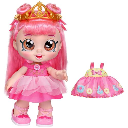 Кукла Kindi Kids Dress Up Friends Donatina Princess, 50065