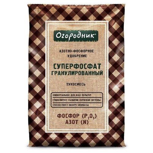 Удобрение Огородник® Суперфосфат, 0.7 кг