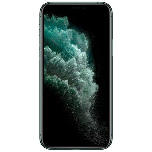 Смартфон Apple iPhone 11 Pro 512GB темно-зеленый