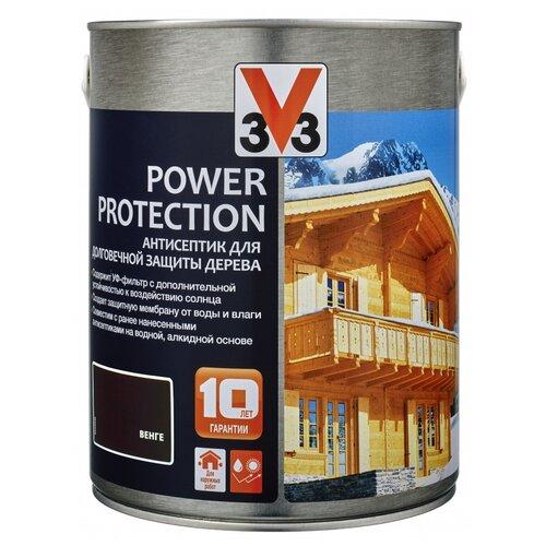 V33 Power Protection венге 2.5 л