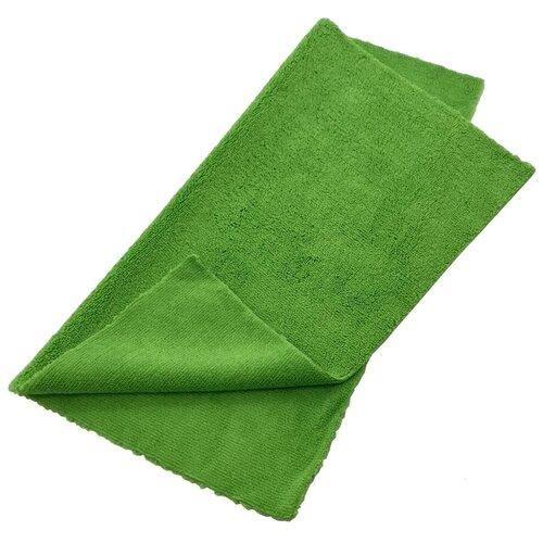 12.0888G Салфетка из микрофибры комбинир.(без обработки краев), 400 г/м3,зелен,40*40 см,Adolf Bucher салфетка adolf bucher classic красный