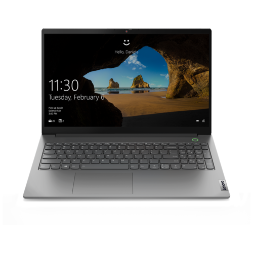 "Ноутбук Lenovo ThinkBook 15 G2 (AMD Ryzen 5 4500U/15.6""/1920x1080/4GB/256GB SSD/AMD Radeon Graphics/Без ОС) 20VG0077RU минеральный серый"