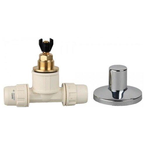 Фото - Запорный клапан ЗУБР ШиреФит 51570-16 муфтовый (ВР) Ду (5/8) запорный клапан зубр ширефит 51571 20 муфтовый вр вр ду 20 3 4
