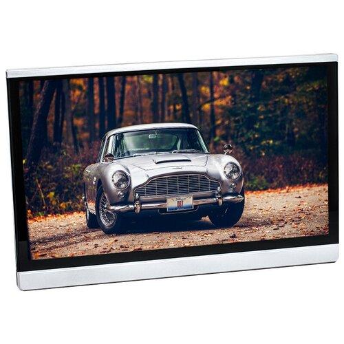 Автомобильный монитор AVEL AVS1215AN серебристый / черный автомобильный монитор avel avs4715bm черный