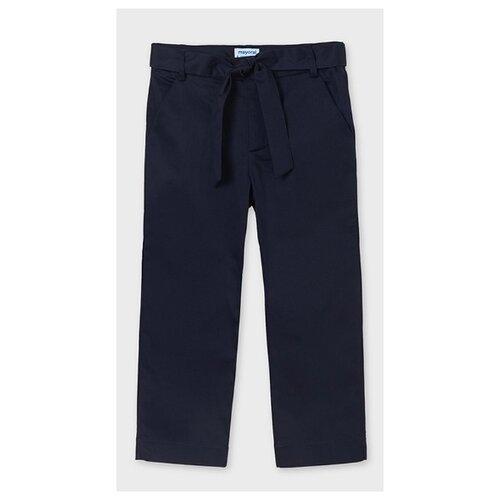 Брюки Mayoral размер 162, темно-синий брюки mayoral 04551 размер 9 134 015 темно синий