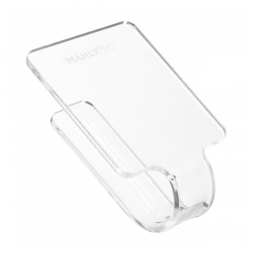 Купить MANLY PRO Прозрачная палитра на руку для смешивания косметики ПА02, MANLYPRO