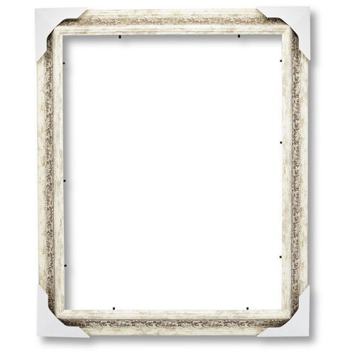 Купить Рама багетная для картины на подрамнике 40х50, VRBVZ8/бежевый, LaKarti, Рамки