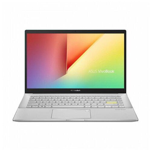 "Ноутбук ASUS VivoBook S14 M433 (/14""/1920x1080/8GB) (/14""/1920x1080/8GB)IA-EB884T (AMD Ryzen 5 4500U 2300MHz/14""/1920x1080/8GB/256GB SSD/Windows 10 Home) 90NB0QR2-M14450 Gaia Green & Transparent Silver"