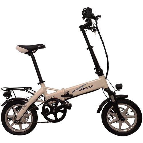 Электровелосипед xDevice xBicycle 14 PRO, 250 вт, слоновая кость