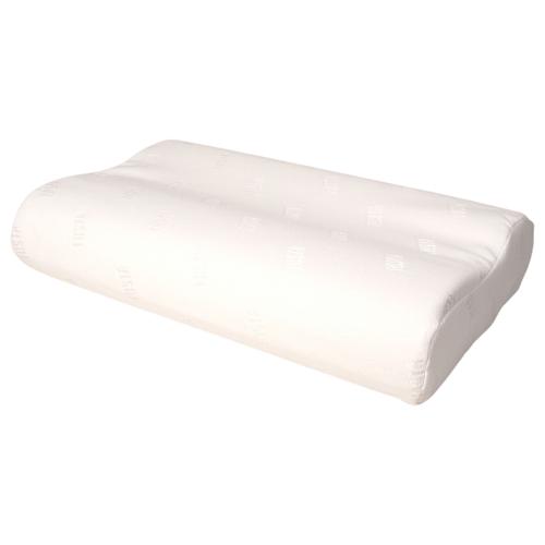 Подушка ортопедическая с эффектом памяти Fosta (55*35*11/10) F 8020b цвет белый