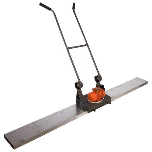 Электрический виброрейка ВИБРОМАШ ВПт 2/320 черный/оранжевый