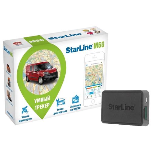 Мониторинговый трекер StarLine M66-S