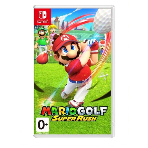 Игра для Nintendo Switch: Mario Golf: Super Rush