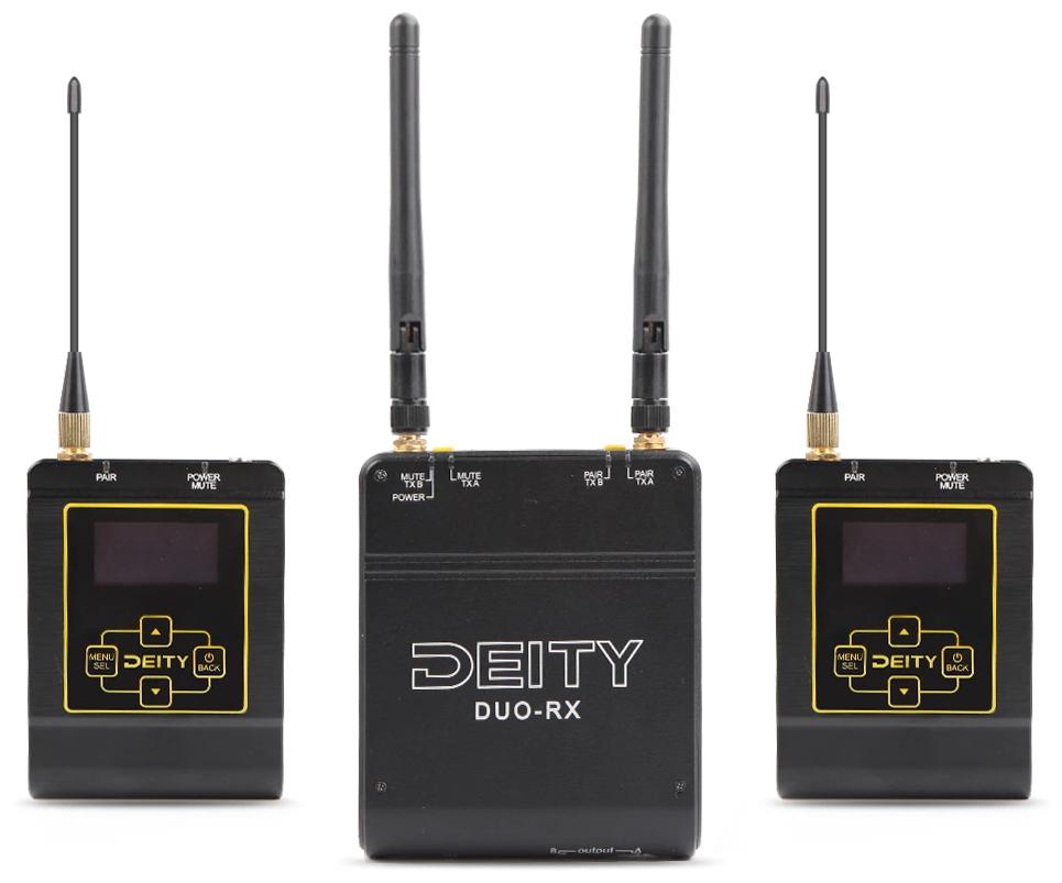 Радиосистема Deity Microphones Connect