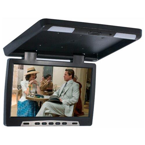 Автомобильный монитор AVEL AVS115 черный