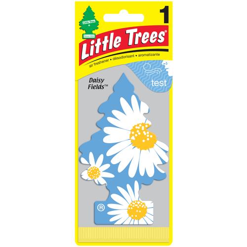 Фото - Little Trees Ароматизатор для автомобиля Ёлочка Ромашковые поля (Daisy Fields) 12 г little trees ароматизатор для автомобиля u3s 32967 eu пина колада