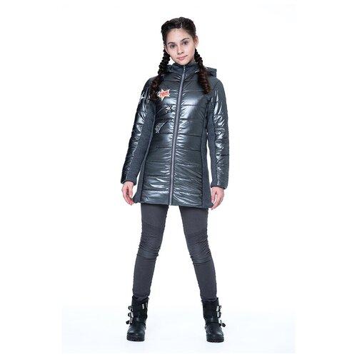 Фото - Куртка для девочки Talvi 92420, размер 122/60, цвет стальной кофта для девочки leadgen цвет серый g427011812 171 размер 122