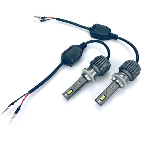Лампа автомобильная светодиодная Vizant D20 H27 24W 2 шт.