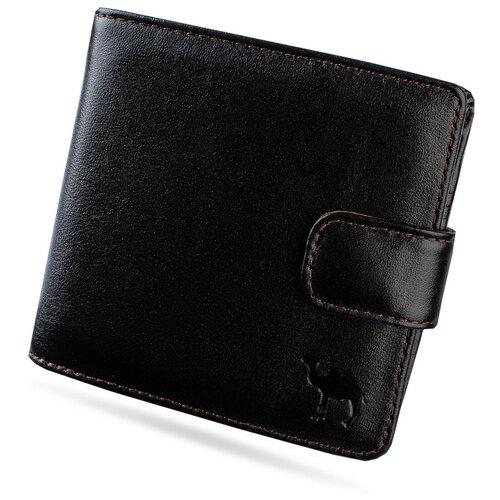 сумка на пояс женская dimanche регби цвет черный 231 1f Портмоне Dimanche Sahara 764, натуральная кожа черный