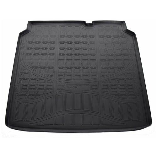 Коврик багажника NorPlast NPA00-T14-130 черный