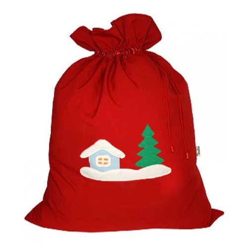Фото - Мешок для подарков с аппликацией мягкие игрушки стрекоза мешок для подарков барон