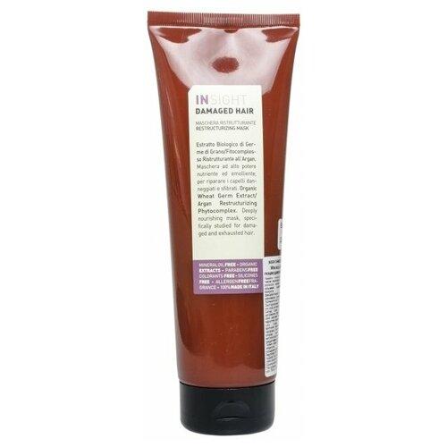 Купить Insight DAMAGED HAIR Реструктурирующая маска для волос, 250 мл