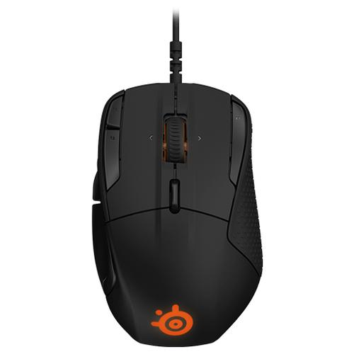 Мышь SteelSeries Rival 500, черный