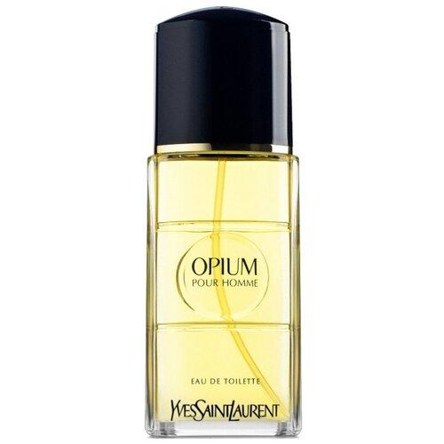 Купить Туалетная вода Yves Saint Laurent Opium pour Homme, 50 мл
