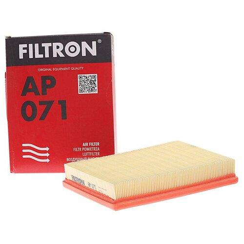 Воздушный фильтр FILTRON AP 071 воздушный фильтр filtron ap 122 7