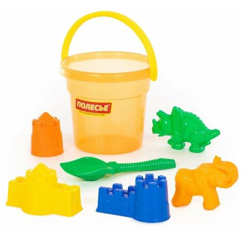 Купить Игровой набор Полесье №325 для песка, Cavallino, Наборы в песочницу