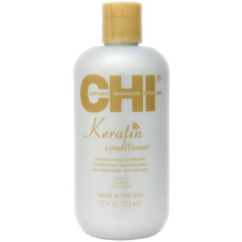 chi keratin reconstructing conditioner CHI кондиционер Keratin Reconstructing, 355 мл