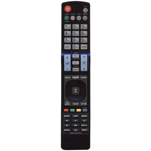 Пульт Huayu AKB72914020 для телевизора LG