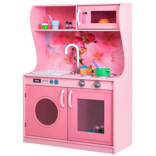 Кухня PAREMO Фиори Роуз Мини PK218-09 розовый