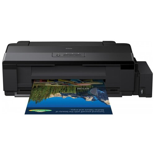 Фото - Принтер Epson L1800, черный принтер epson m1170 серый черный
