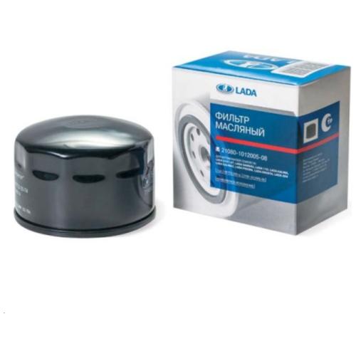 Фильтр масляный ВАЗ 2108-15 в упак. LADA ВАЗ 2105, 2108-15, арт. 21080-1012005-08