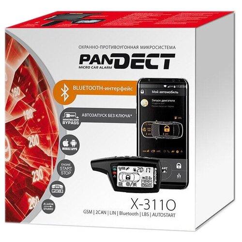 Фото - Автосигнализация Pandect X-3110 автосигнализация pandect x 1800 l