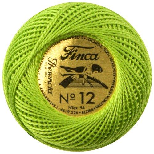 Купить Мулине Finca Perle(Жемчужное), №12, однотонный цвет 4636 53 метра 00008/12/4636, Мулине и нитки для вышивания
