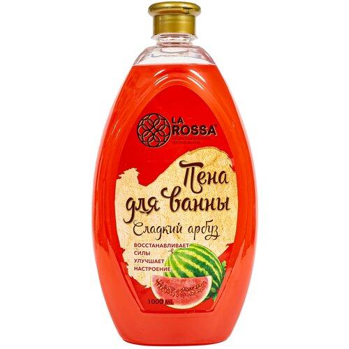 Купить La Rossa Пена для ванн Сладкий арбуз, 1 л